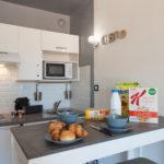 Comment devenir riche rapidement mon premier appartement coin cuisine